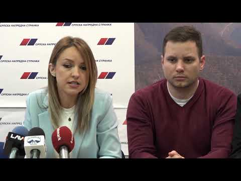 БИЉАНА ЈАКОВЉЕВИЋ- У СРБИЈИ ПРИОРИТЕТ МЛАДИ