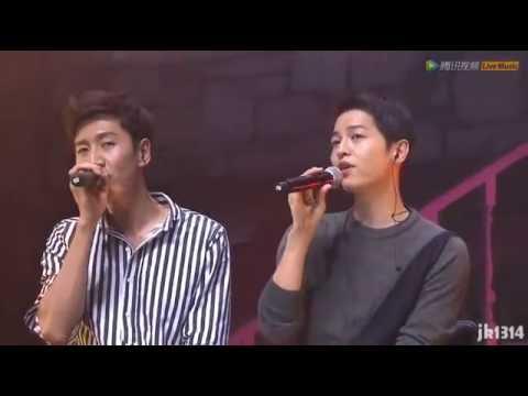 Song Joong Ki & Lee Kwang…
