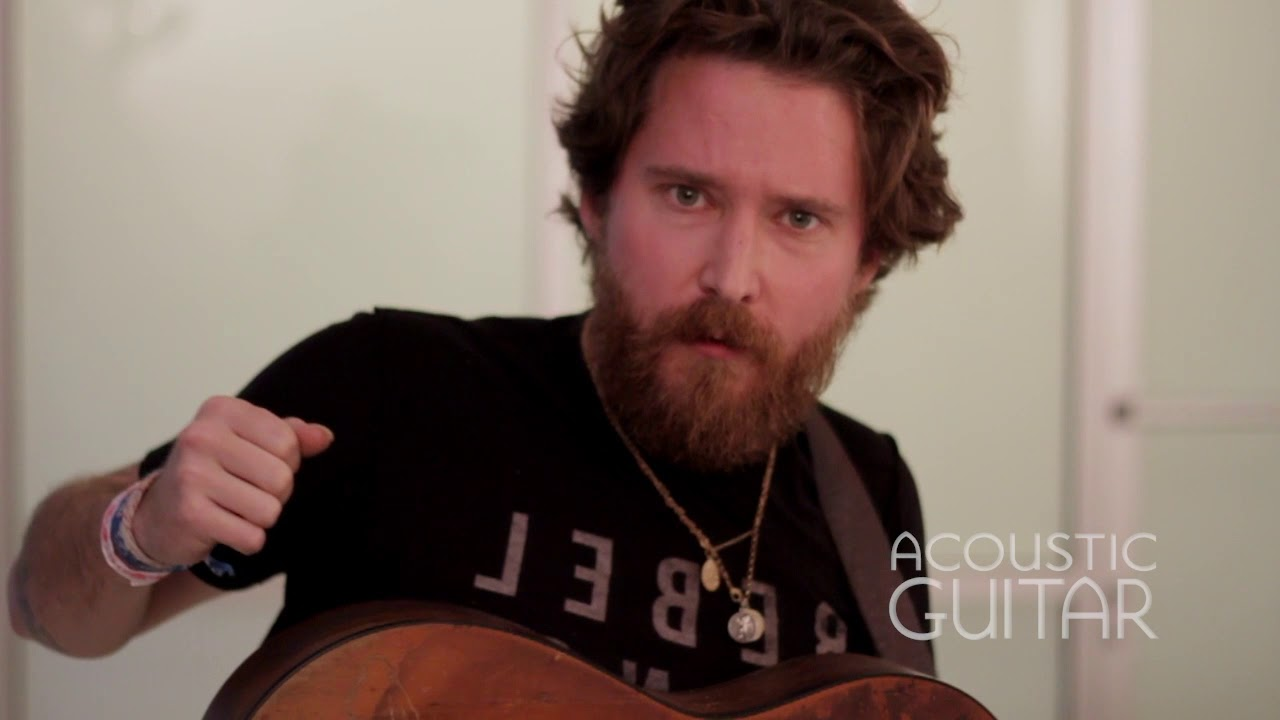 Watch Christopher Paul Stelling Perform 4 Songs in this Riveting Acoustic Guitar Session