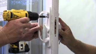Atrium Patio Doors Remove A Stuck Key