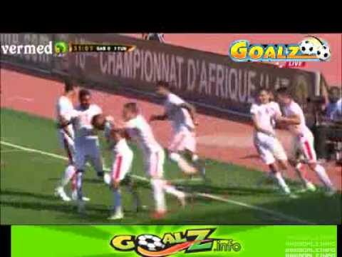 Gabon [ 0 - 1 ] Tunisie ## Ben Salem All Goals & Highlights 16.04.2013