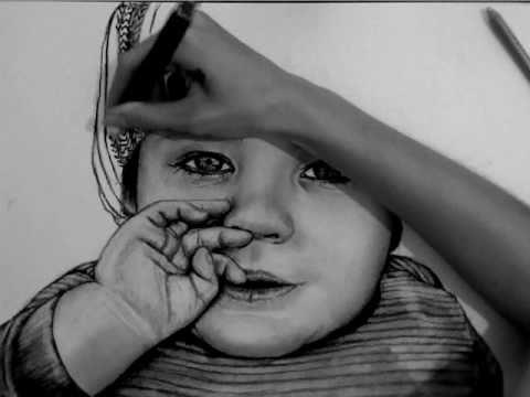 Baby zeichnen – Zeichen Tutorial