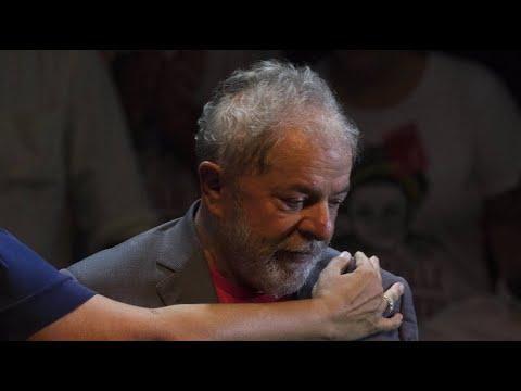 Wegen Korruption: Lula muss Haftstrafe antreten