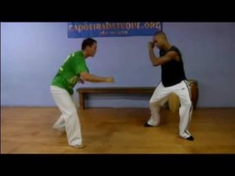 Advanced Capoeira Moves : How To Do A Tesoura