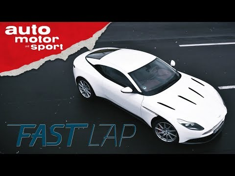 Aston Martin DB11: Nur schön oder auch schnell? - Fast Lap | auto motor und sport