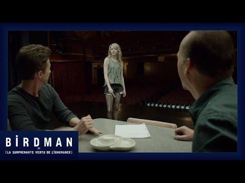 Birdman - Extrait Est-ce qu'elle parle ? [Officiel] VOST HD