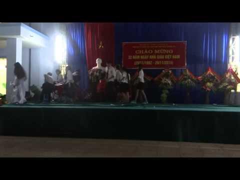 Nhạc kịch :Thứ 3 học trò - K2A1 DTNT số 2 Nghệ an