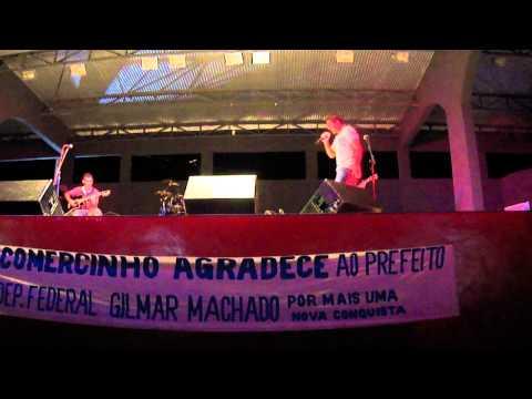 Comercinho: Trio Comercinhense dar Show em cavalgada