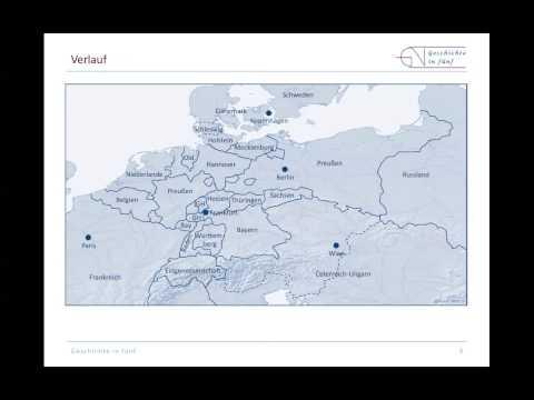 Der Deutsch-Dänische Krieg (1864) - erster der drei D ...