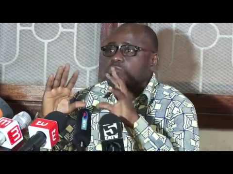 BREAKING: Mbunge Kubenea anazungumza na waandishi habari