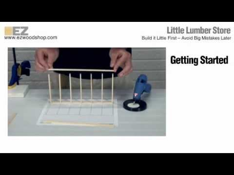 woodworking - http://www.ezwoodshop.com/scale-wood-kits.html -- Building a large outdoor project, like a storage shed or a gazebo, can be an intimidating process, especial...