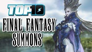 Video Top 10 Final Fantasy Summons MP3, 3GP, MP4, WEBM, AVI, FLV Juni 2019