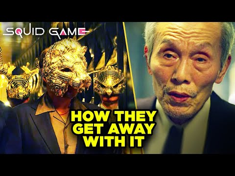 SQUID GAME: Secret REAL Purpose of the Game Explained | 오징어게임