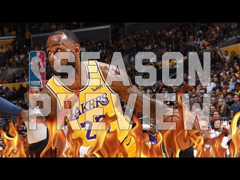 Video: NBA Season Preview Part 3 - The Starters