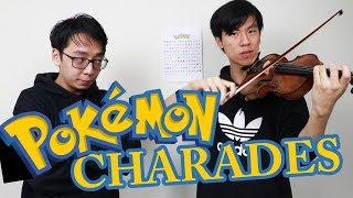 Video GUESS THE POKÉMON (Violin Charades) MP3, 3GP, MP4, WEBM, AVI, FLV Oktober 2018