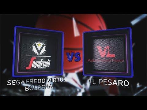 Virtus, gli highlights del match contro la VL Pesaro