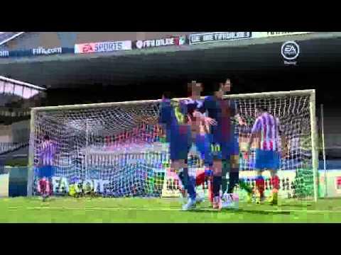 FIFA Online 3 : Những pha xử lý kỹ thuật