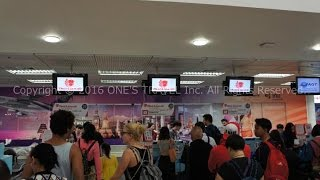 タイの交通・チェンマイ国際空港