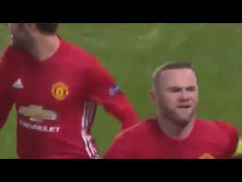 Manchester United vs Feyenoord 4 0 All Goals & Highlights 2016