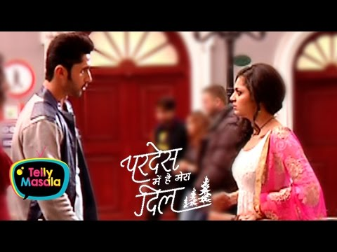 Veer APOLOGISES To Naina | परदेस मे�