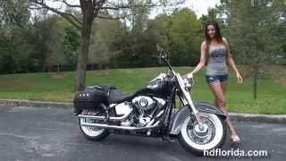 5. Used 2013 Harley Davidson Softail Deluxe Motorcycles for sale - Pensacola, FL
