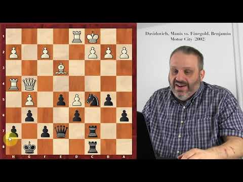 The Sicilian Defense, with GM Ben Finegold
