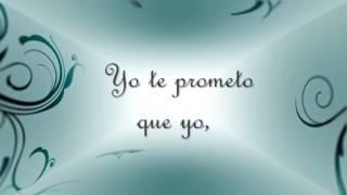 La promesa  Melendi con letra  original  HD