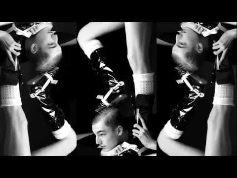 wandanylon - WANDA NYLON BLACK VINYL AVIATOR