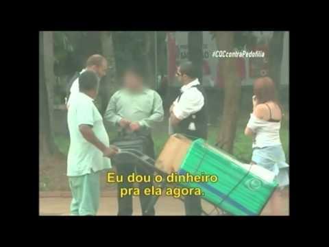 Pedofilos - CQC - Olho por Olho - Pedófilos nas ruas - 31/03/2014 CQC - Olho por Olho - Pedófilos nas ruas - 31/03/2014.