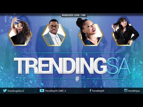 Trending SA - Episode 40 (26 September 2016)
