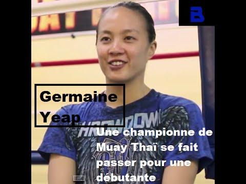 Une championne de Muay Thaï se fait passer pour une débutante