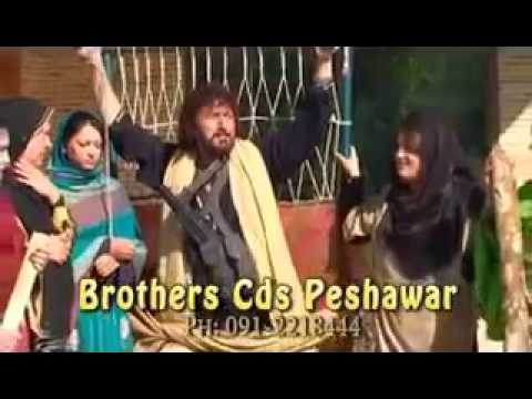 Pashto New Comedy Drama Ismail Shahid and Swatey Prady Kat Da Neemi Shpe Part 2