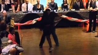 Brian Steppin B & Danita Gardner Chicago Steppin Performance Hypnotic Elegance 2016