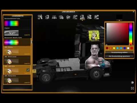 JBK DAF XF E6 WWE v1.0