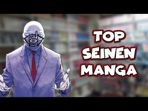 TOP SEINEN MANGA! Quali sono i migliori seinen manga da leggere e recuperare?