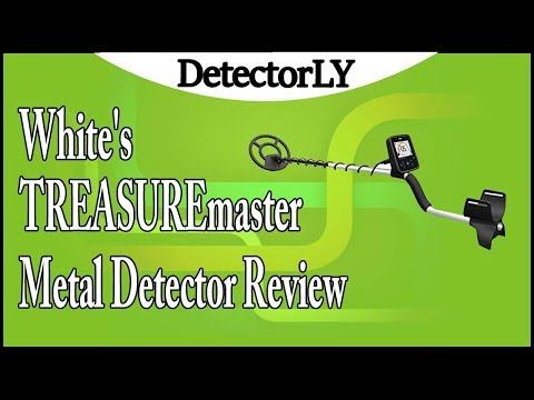 White's TREASUREmaster Metal Detector Review