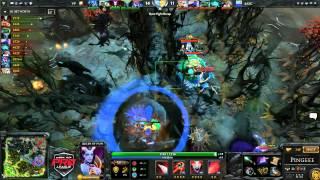 Virtus.Pro vs 4Anchors, game 1