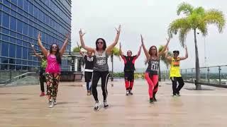 Amigos Con Derechos Reik ft.Maluma ZIN 77 Zumba Fitness