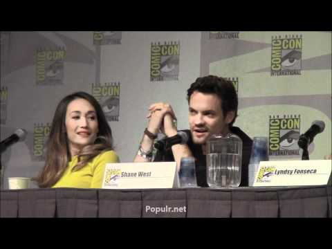Nikita 2011 Comic Con Panel Part 1