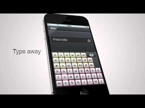 Video of Sounds: The Pronunciation App