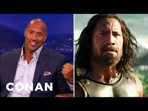 Dwayne Johnson u Conana