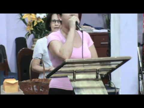 Igreja batista nova filadélfia em osvaldo cruz- RJ -18/12/2010 parte 1