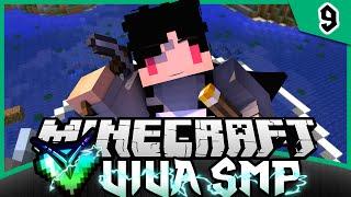 Minecraft Indonesia | VIVA SMP - Membuat Konsep Base! #9