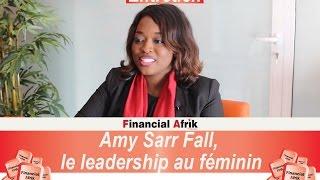 Amy Sarr Fall, le leadership au féminin