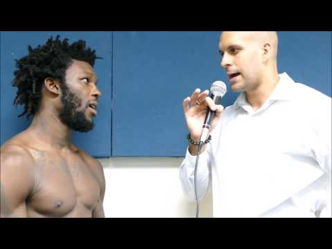 Desmond Green Post Fight Interview FFC 24