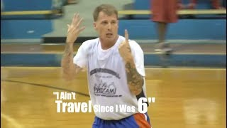 "38 Year Old Jason Williams Still Has It...  ""White Chocolate"""