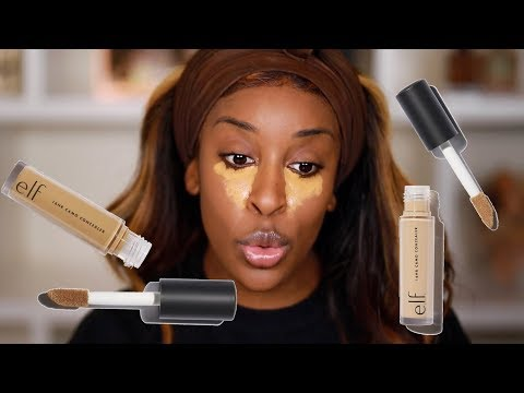 E.L.F. Has a New Concealer And I'm... | Jackie Aina