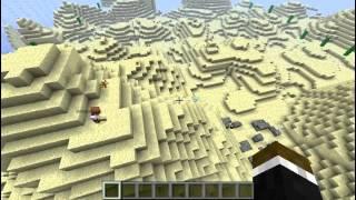Minecraft DESERT Hunger Games (Survival Games) Part 3 of 3