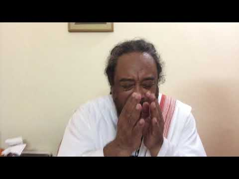 "Mooji Video: ""What Is Your Message for the World?"""