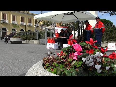 Patti, l'Aism, Associazione Italiana Sclerosi Multipla, continua con la solidarietà